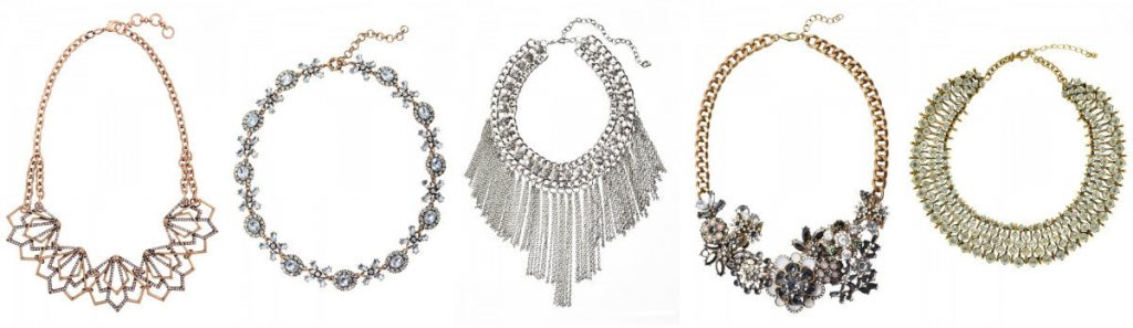 Happiness Boutique statement necklaces
