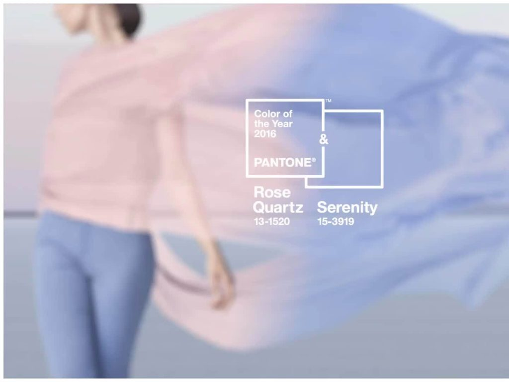 pantone color of the year 2016 rose quartz and serenity blue, style my dreams blog, pantone color 2016