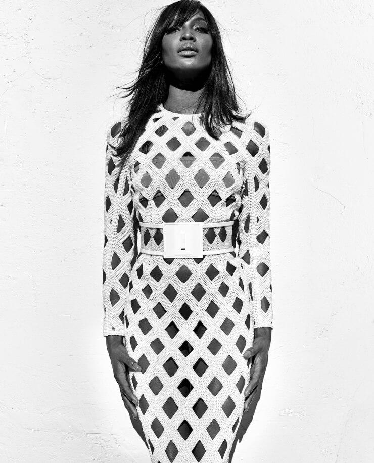 Balmain Spring 2016 Ad Campaign, Olivier Rousteing, Naomi Campbell, balmain army