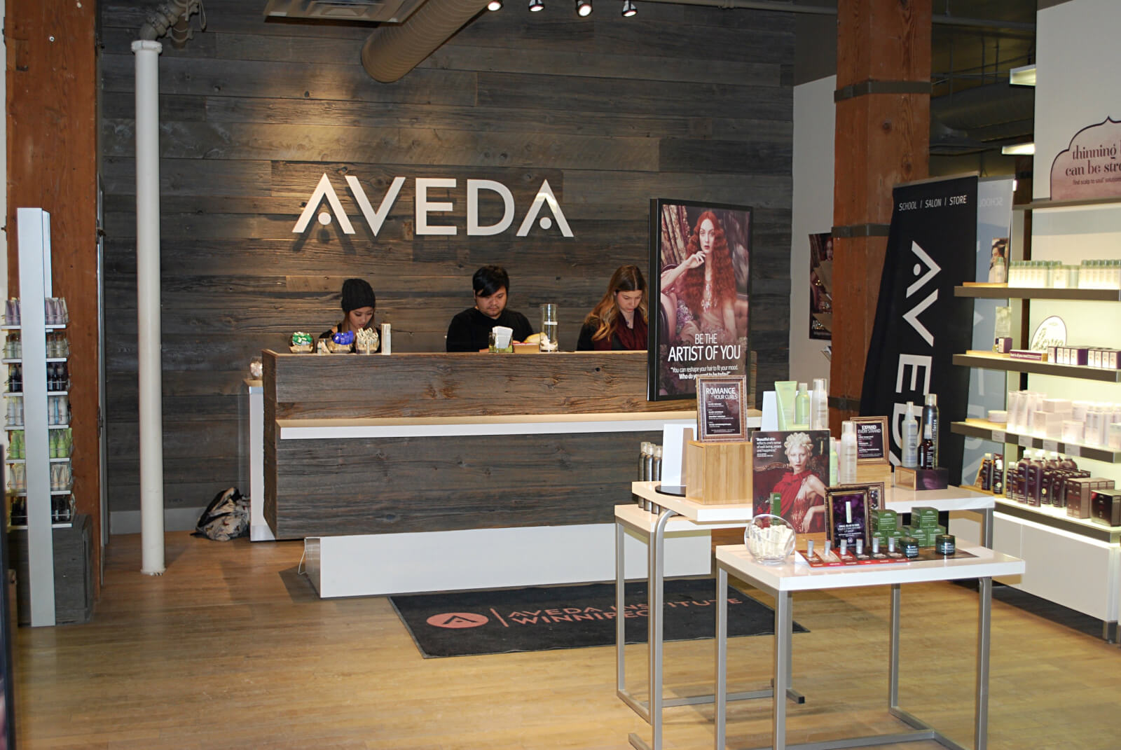 Aveda Winnipeg, style my dreams blog, winnipeg fashion blogger