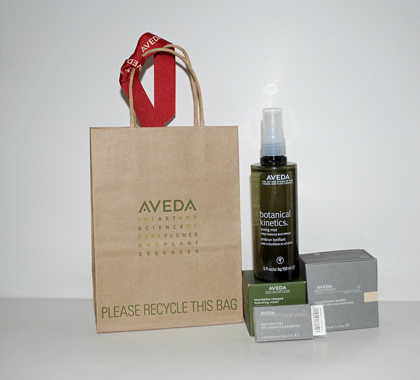 Veda products, aveda winnipeg, aveda skin cream products