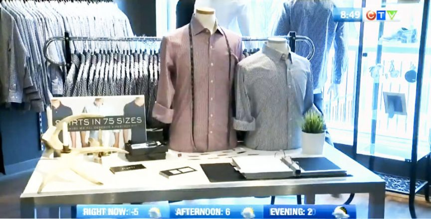 stantt, fall style, menswear, how to find your perfect fit for a dress shirt, Style Bar winnipeg, winnipeg fashion, style my dreams blog, CTV morning live fashion segment.
