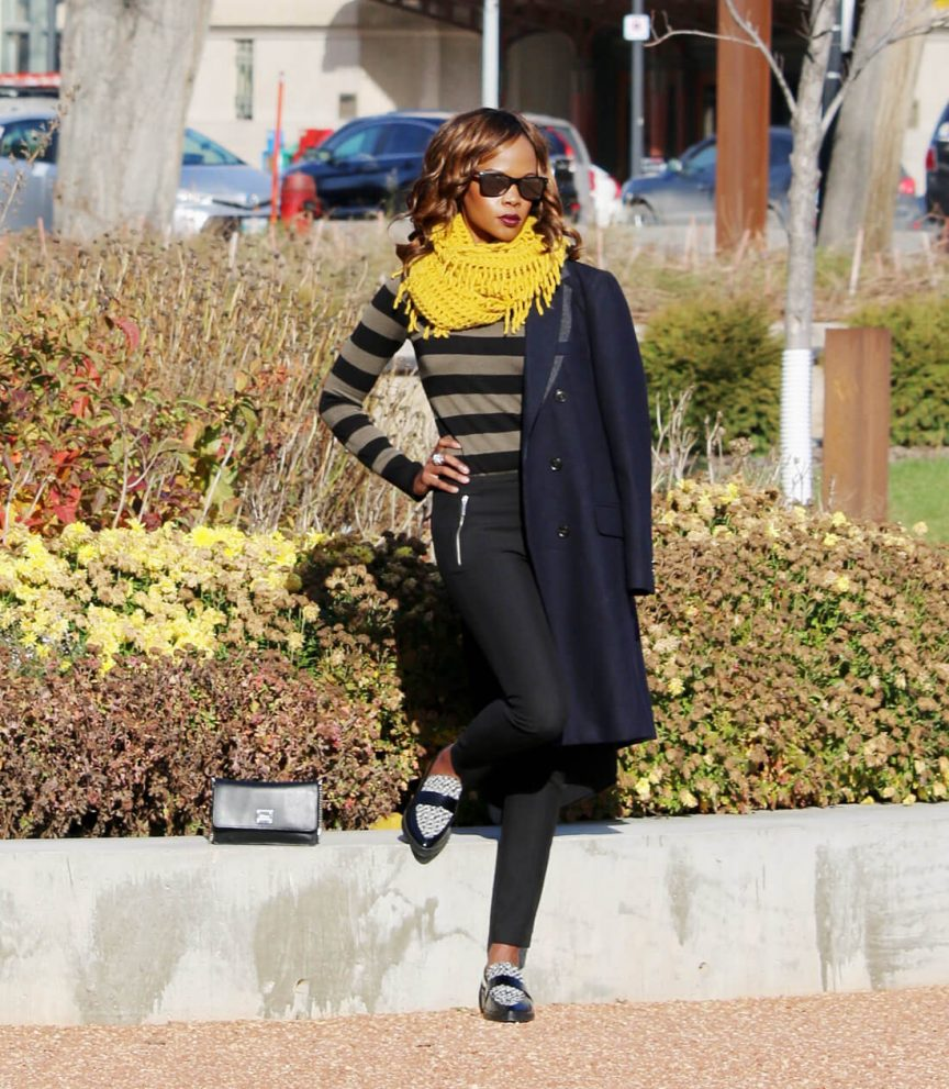 turtleneck weather, striped turtleneck, how to style a turtle neck, sweater weather, style my dreams blog, best ways style a turtle neck, navy double breasted jacket