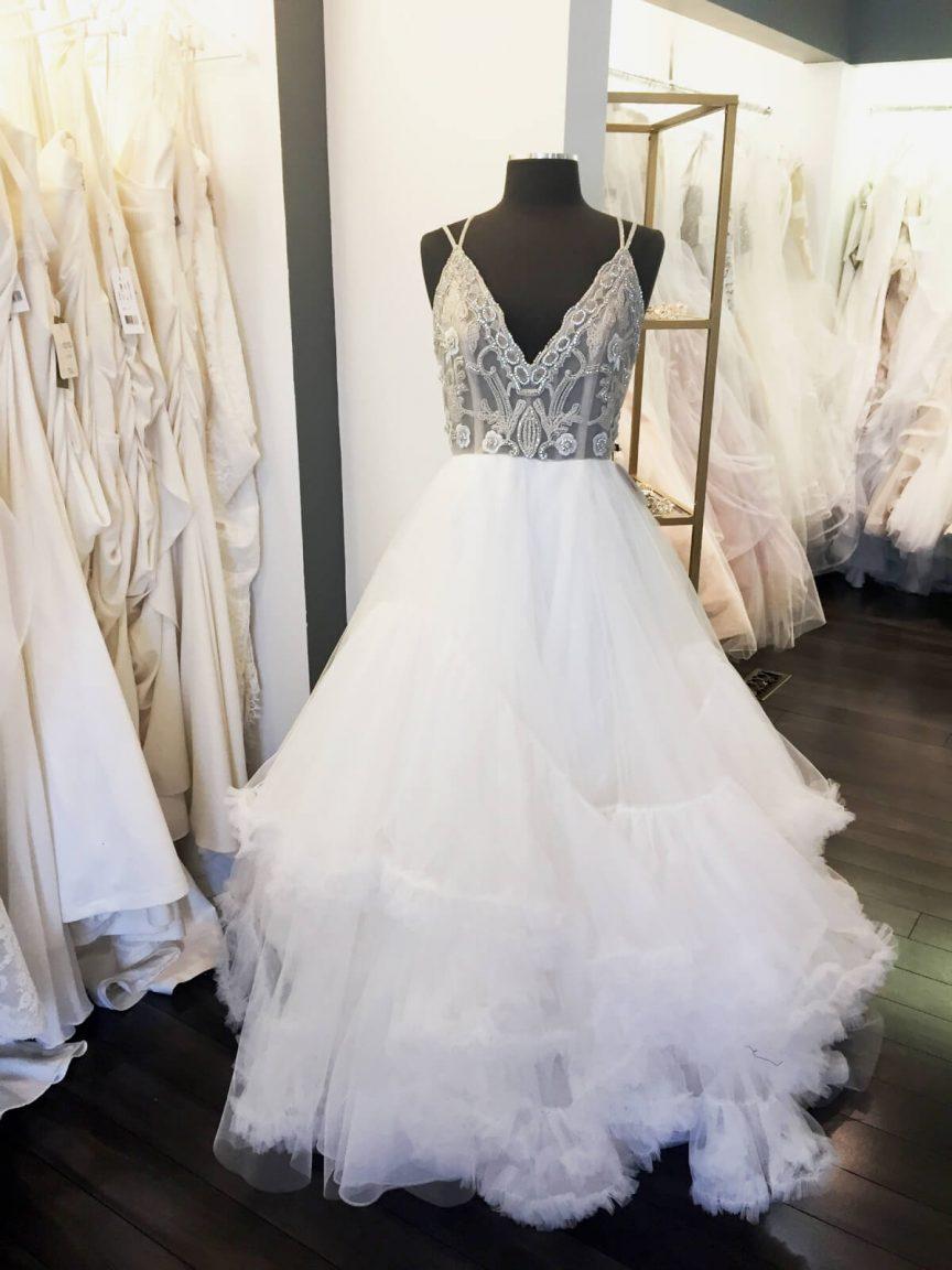 Bridal fashion, Wedding dress trends for 2017, Wedding dress, Bliss bridal, brides, Hayley Paige wedding dress, Pronovias wedding dress, Martina Liana wedding dress, winnipeg fashion, trends 2017