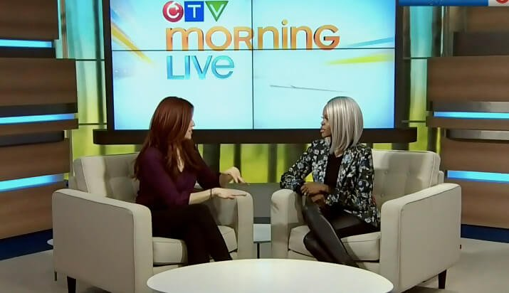 Winter clearance sales, Winnipeg Fashion Blogger, winter fashion, CTV Morning Live Winnipeg, How to shop winter sales, women's fashion, what to wear