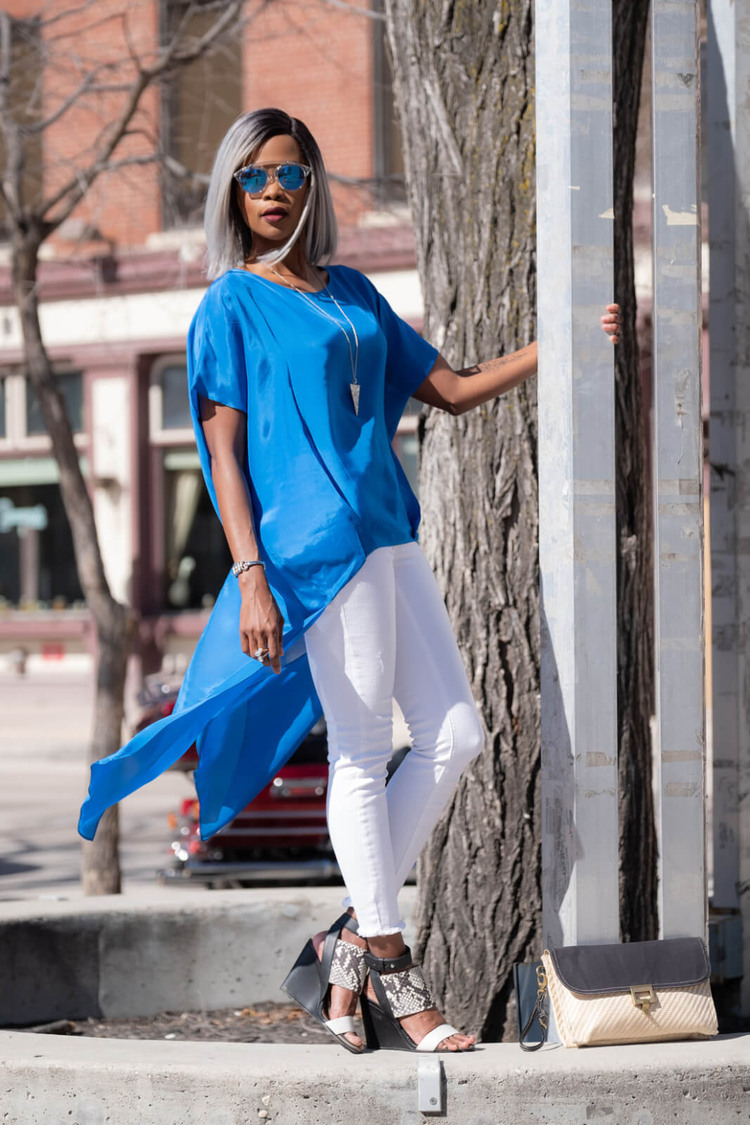 Tunice Top, Winnipeg Fashion Blogger, Zara Top, Spring Fashion, Spring Fashion Trends