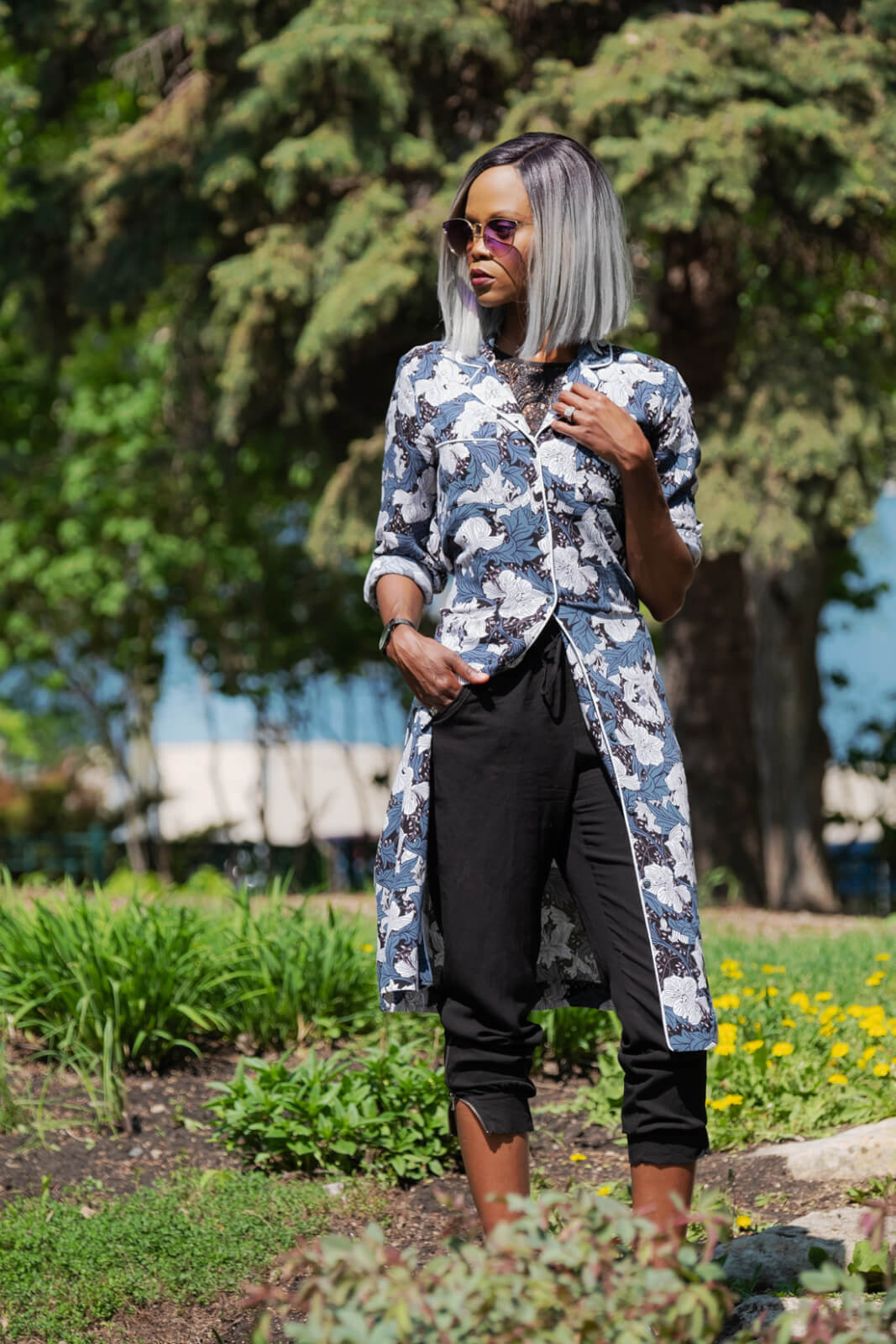 Summer Florals, Summer Fashion, Printed Dresses, Style My Dreams Blog, WInnipeg Fashion Blogger, Outfit ideas, Summer Outfit Ideas