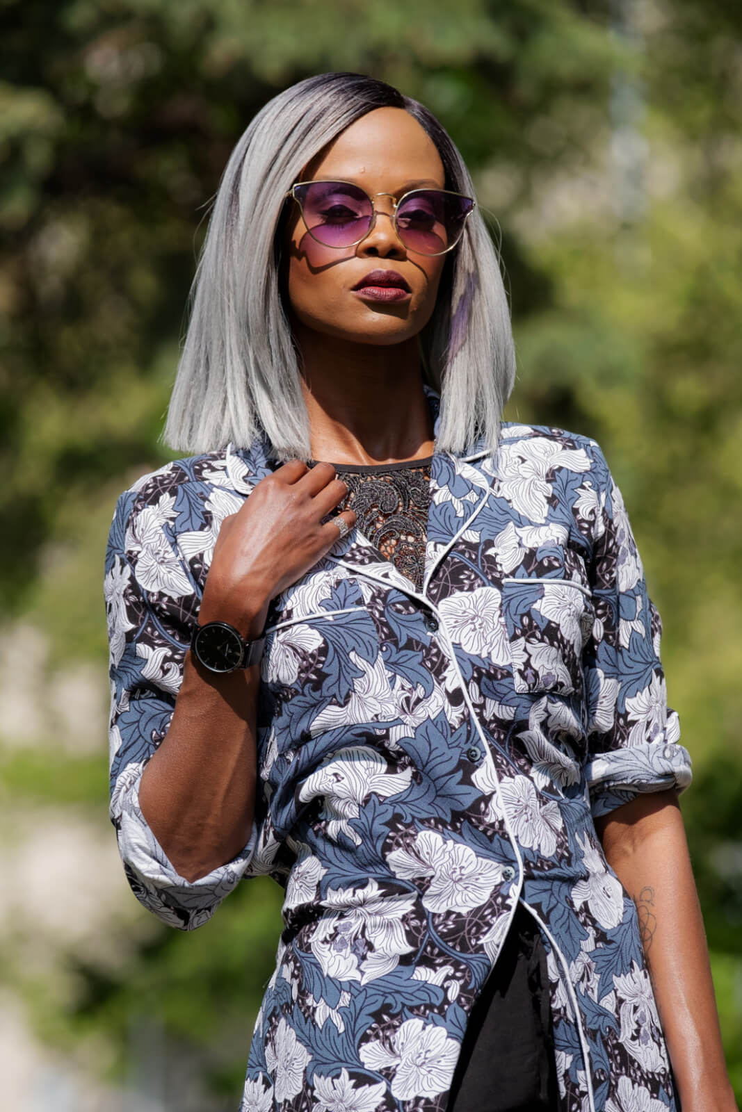 Winnipeg Fashion Blogger, Summer Fashion, Style My Dreams Blog, Floral Prints, How to style a floral dress