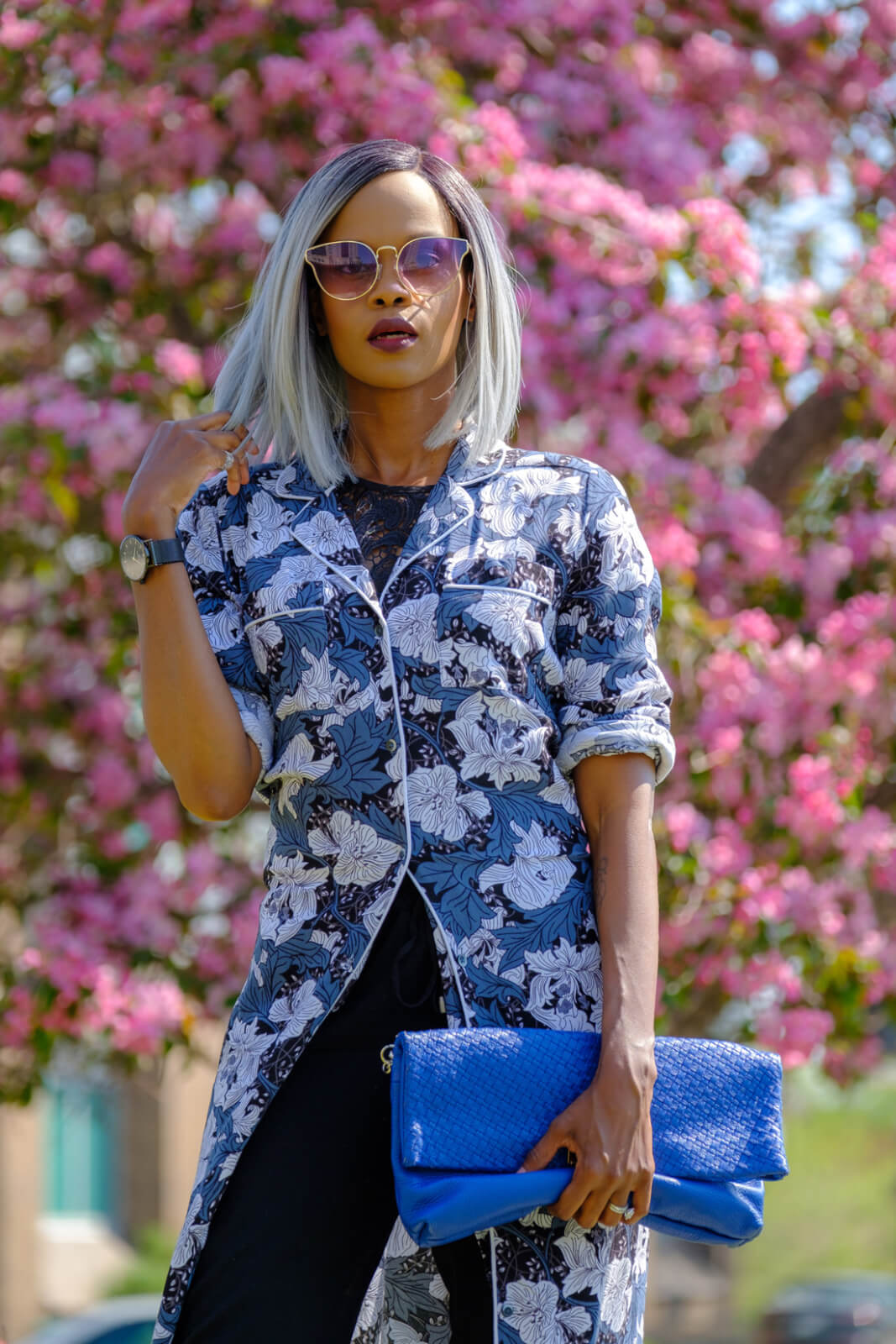 summer florals, Green printed dress, shirt dress, winnipeg fashion blogger, Winnipeg fashion