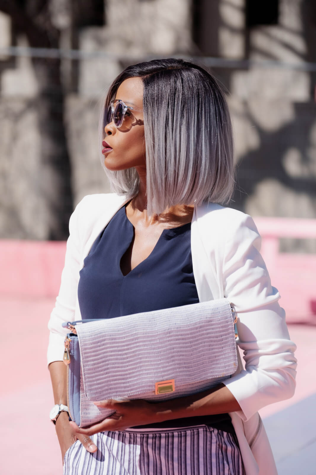White Blazer, Summer Fashion, Summer Trends, What to wear, Office Outfit Ideas
