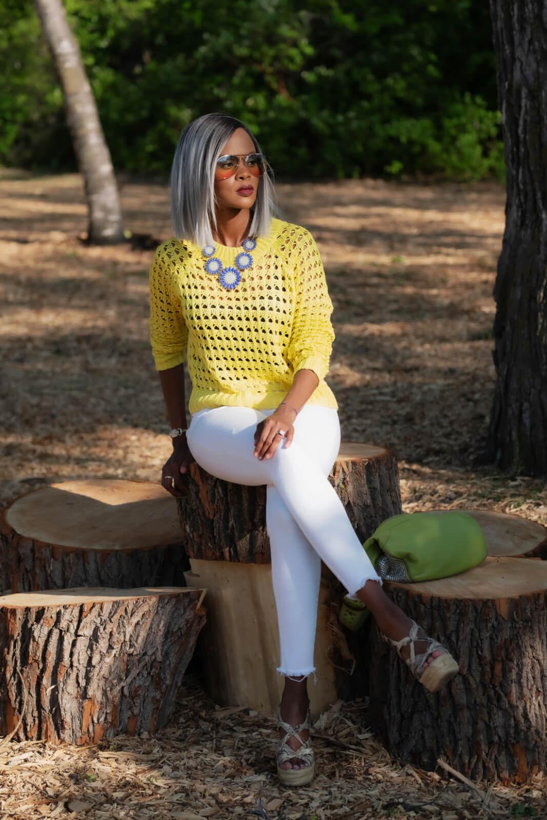 Winnipeg Fashion Blogger, Style My Dreams, Summer Fashion, Sweater Weather, Summer Layering, Summer Sweaters
